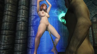 Catoon Tube : Sexy SkyrimThe Arcaneum provides much Knowledge