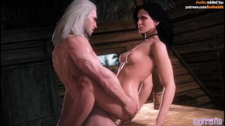 Catoon Tube : Witcher3  Yennefer PMV