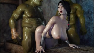 Catoon Tube : Affect3D Secret of Beauty 2  Orc Ritual