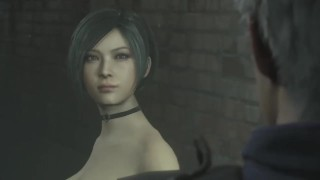 Catoon Tube : Resident Evil 2 Remake Ada Wong Nude Mod 2