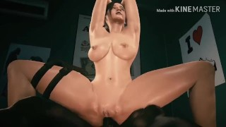 Catoon Tube : SFM Claire Redfield Resident Evil Compilation