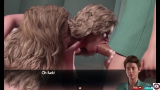 Catoon Tube : TREASURE OF NADIA  PT 24  Sexual Therapy