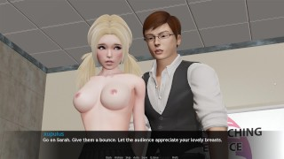 Catoon Tube : The Headmaster  Harem College  Walkthrough 1