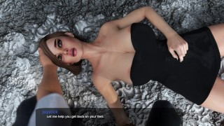 Catoon Tube : MILF City PT 14  Hands off my Prostitute  Caroline Route