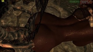 Catoon Tube : Female Warrior Skyrim Attacked Multiple Times