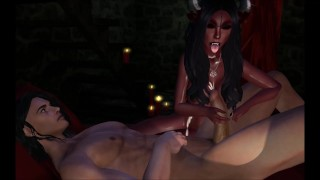 Catoon Tube : Session 67  Sex with a Succubus