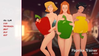 Catoon Tube : Paprika Trainer v0450 Totally Spies Part 1 Sexy Chicks by LoveSkySan69
