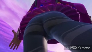 Catoon Tube : Fortnite Zoey Ass