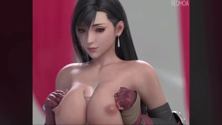 Catoon Tube : Tifa Lockhart Compilation