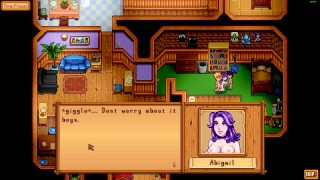 Catoon Tube : ABIGAIL STARDEW VALLEY THREESOME