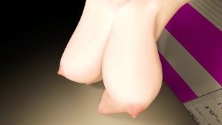 Catoon Tube : Big Boob Teen Fed Growth Hormone  Captured Giantess